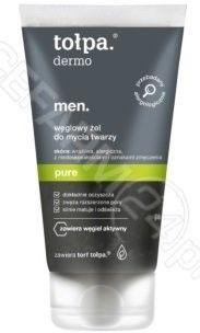 Tołpa Dermo Men Pure Żel węglowy do mycia twarzy 150ml