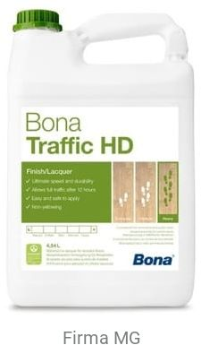 BONA TRAFFIC HD - EXTRA MAT - 4,95 L