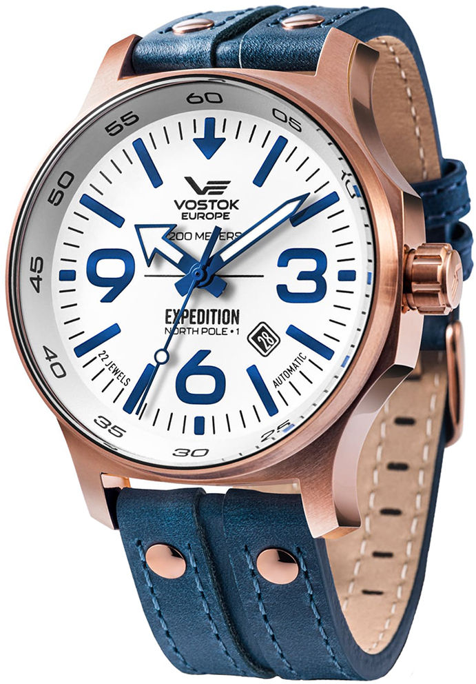 Vostok Europe YN55-595B641