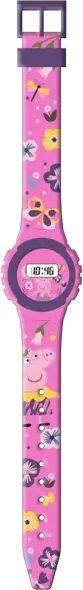 Zegarek cyfrowy Świnka Peppa PP17018 - Kids Euroswan