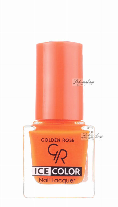 Golden Rose - Ice Color Nail Lacquer  Lakier do paznokci - 110