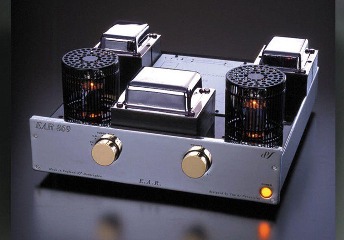 EAR Yoshino 869 - wzmacniacz lampowy