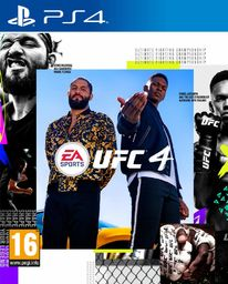 Electronic Arts EA Sports UFC 4 (PS4)