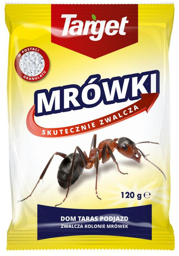 Środek na mrówki 120 g ANTS CONTROL TARGET