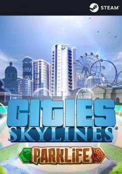 Cities Skylines: Parklife - Klucz aktywacyjny Steam Automatyczna wysyłka w ciągu 5 minut 24/7!