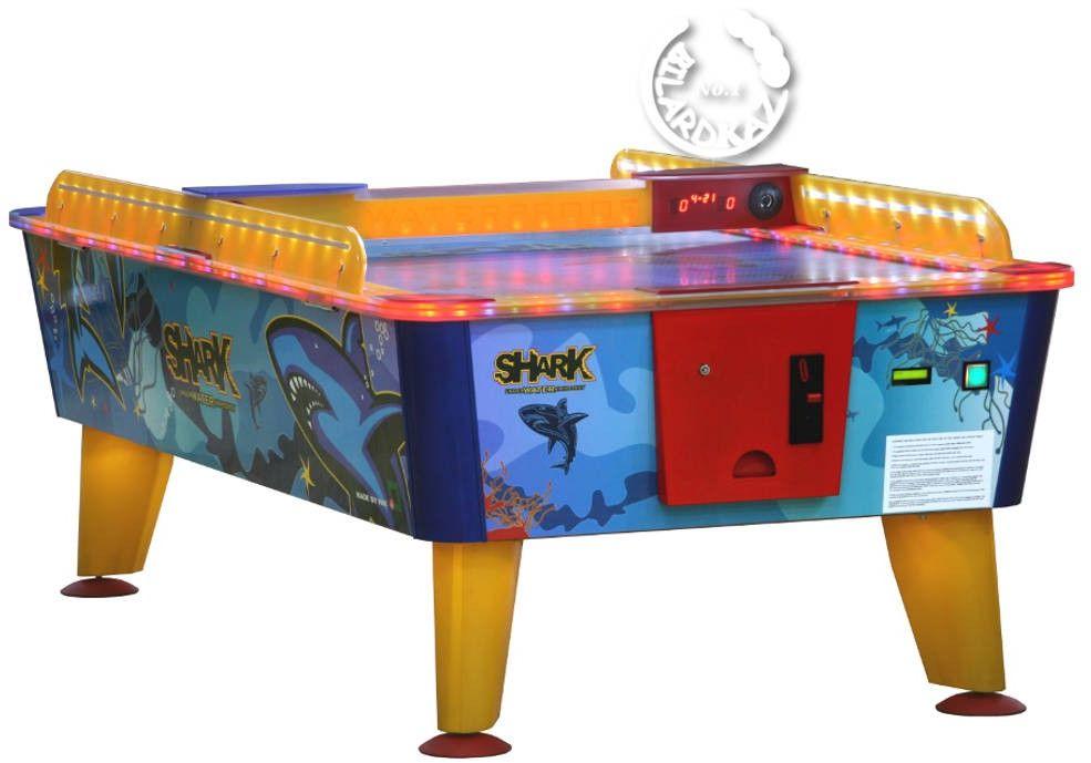 Air Hockey - Shark - wodoodporny