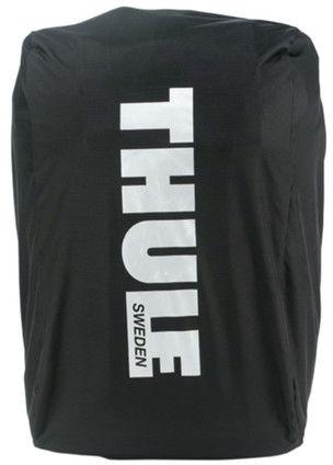 Thule Pack n Pedal Large Pannier Rain Cover - Black