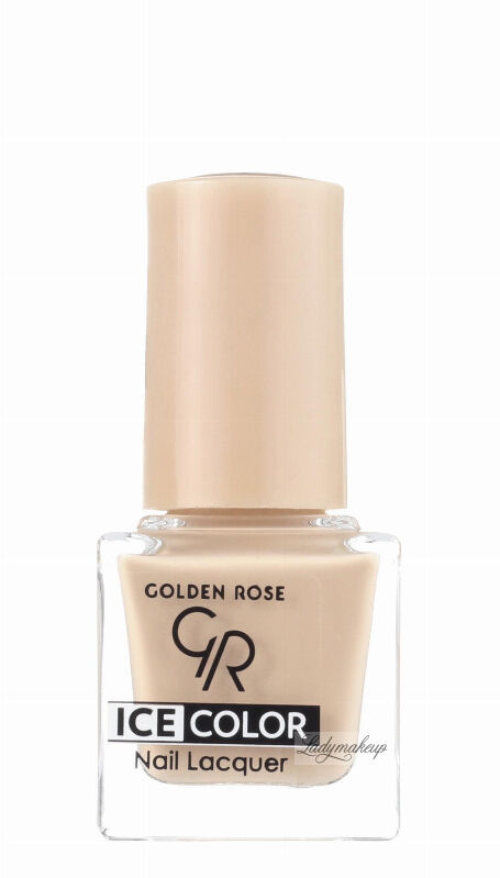 Golden Rose - Ice Color Nail Lacquer  Lakier do paznokci - 108