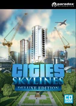 Cities Skylines: Deluxe Edition - Klucz aktywacyjny Steam