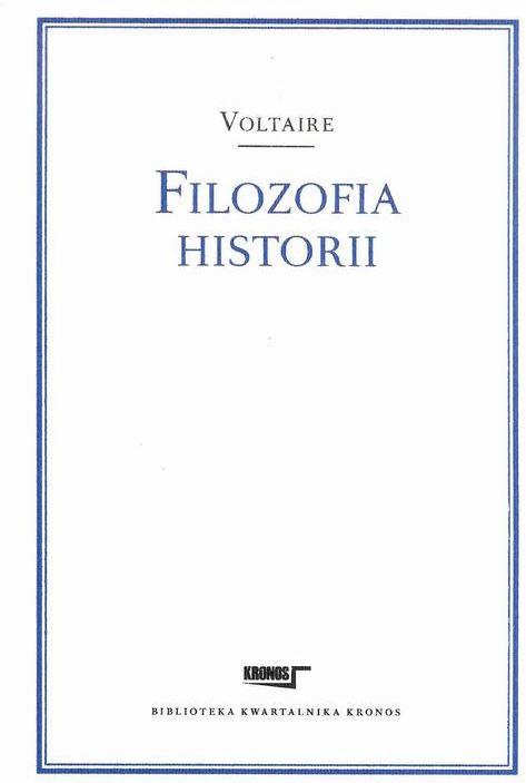 Filozofia historii - Voltaire - ebook