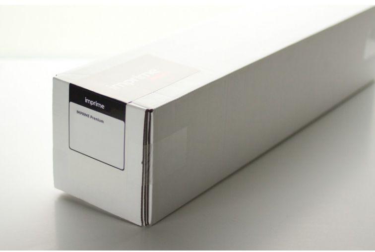 Papier w roli IMPRIME Premium 610mm x 30m 180g/m2 - powlekany, do plotera (610X30 180G_PY)