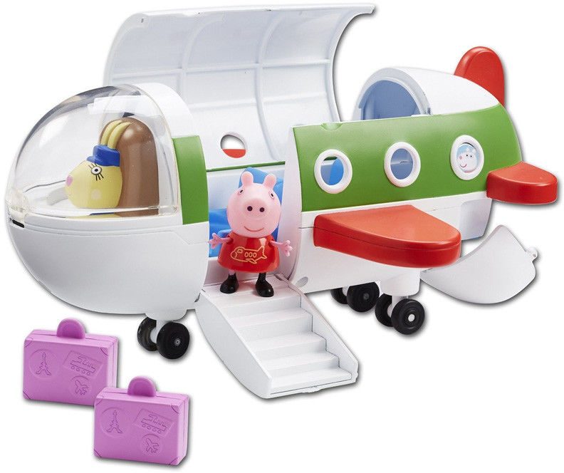 Świnka Peppa - Samolot 06227