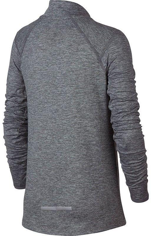 bluza sportowa chłopięca NIKE BREATHE TOP ELEMENT HALF ZIP / 921144-036