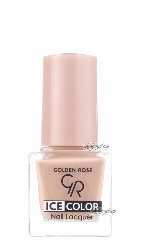 Golden Rose - Ice Color Nail Lacquer  Lakier do paznokci - 107