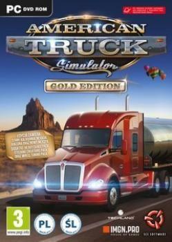 American Truck Simulator - Złota Edycja - Klucz aktywacyjny Steam Automatyczna wysyłka w ciągu 5 minut 24/7!