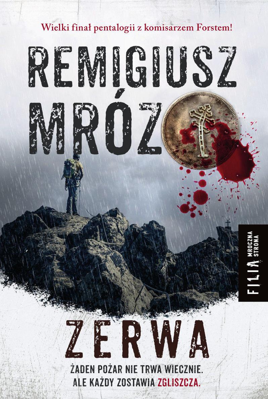 Zerwa - Remigiusz Mróz - ebook