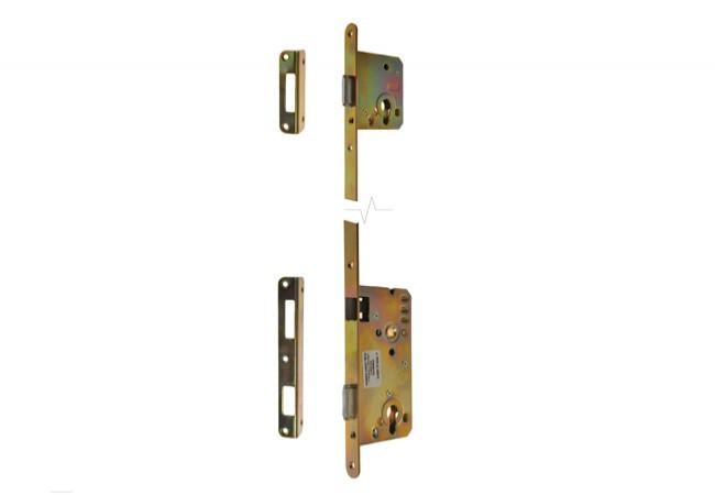 Zamek drzwiowy 90/50 zespolony podwójny prawy