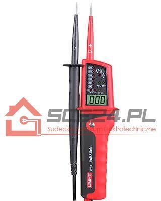 Miernik UT15C detektor wskaźnik napięcia DC/AC LCD