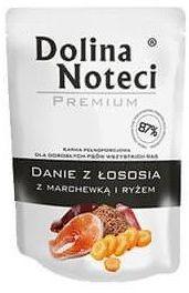 Dolina Noteci Premium Danie z Łososia z Marchewką i Ryżem 300 g
