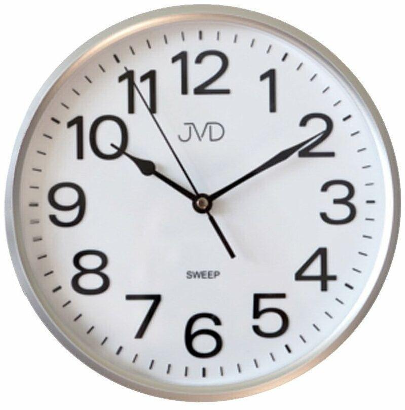 Zegar ścienny JVD HP683.1 Cichy mechanizm