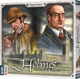 Holmes: Sherlock & Mycroft ZAKŁADKA DO KSIĄŻEK GRATIS DO KAŻDEGO ZAMÓWIENIA