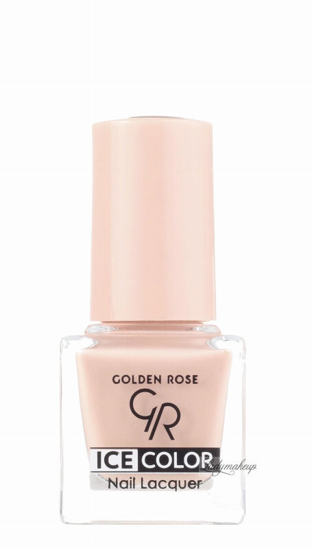 Golden Rose - Ice Color Nail Lacquer  Lakier do paznokci - 106