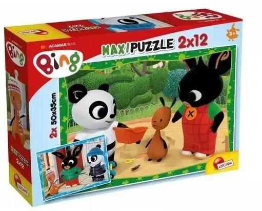 Puzzle Bing W Szkole 2x12 - DANTE