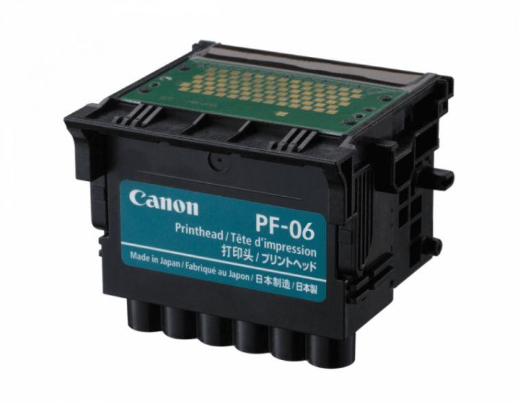 Głowica drukująca CANON PF-06 GWARANCJA POINSTALACYJNA - AUTORYZACJA CANON POLSKA (PF06)