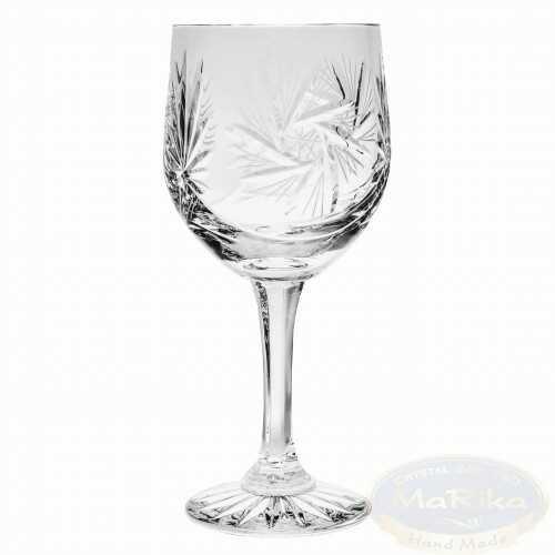 Kryształowe kieliszki do wina 240 ml Młynek