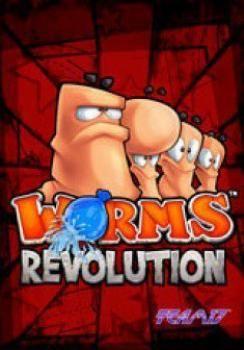 Worms Revolution - Klucz aktywacyjny Steam Automatyczna wysyłka w ciągu 5 minut 24/7!