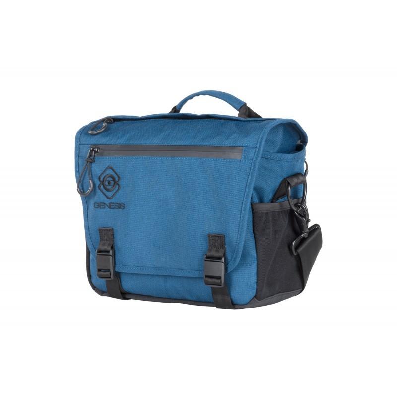 Genesis Gear Ursa M Blue - torba fotograficzna niebieska Genesis Gear Ursa M Blue