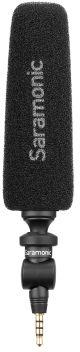 Saramonic SmartMic5S - mikrofon pojemnościowy ze złączem mini Jack TRRS