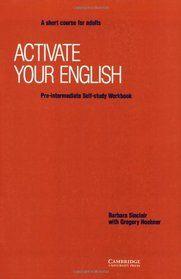 Activate your English- pre-intemediate-ćwiczenia