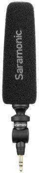 Saramonic SmartMic5 - mikrofon pojemnościowy ze złączem mini Jack TRS
