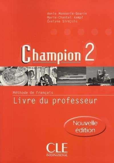 Champion 2- książka nauczyciela