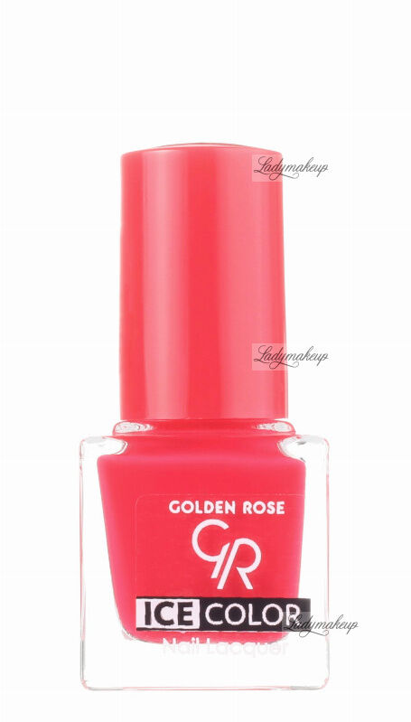 Golden Rose - Ice Color Nail Lacquer  Lakier do paznokci - 141