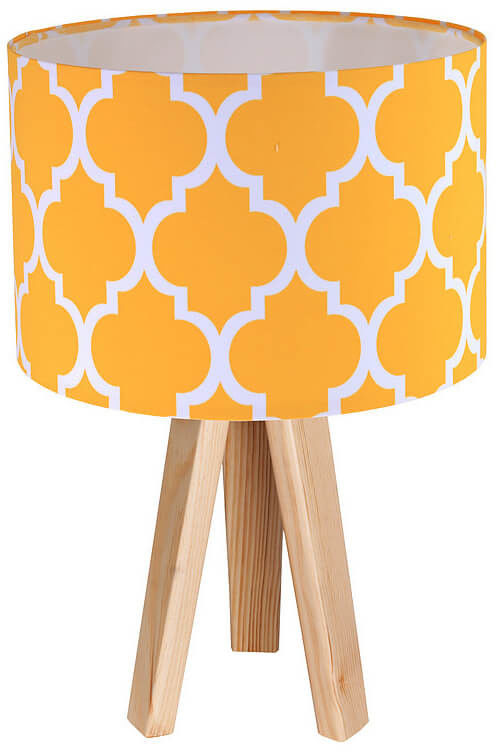 Lampa stołowa mini-trójnóg Maroko