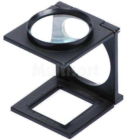 Lupa składana 60mm o powiększeniu x2,25