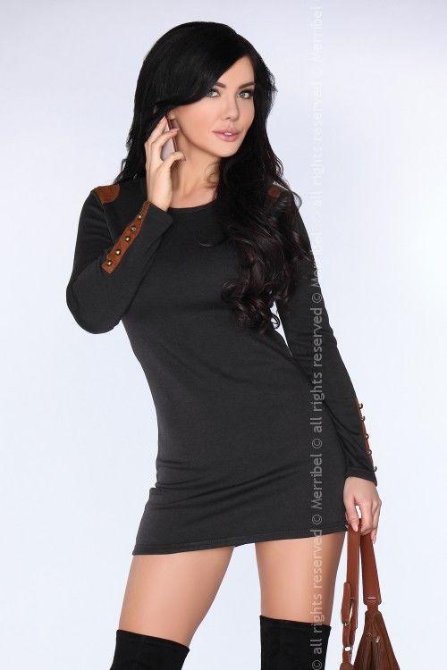CG002 Black sukienka