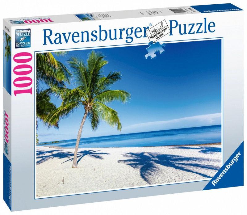 Ravensburger - Puzzle Plaża 1000 el. 159895