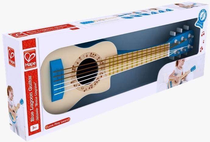 Gitara Błękitna laguna HAPE