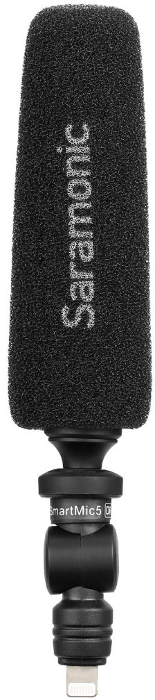 Saramonic SmartMic5 Di - mikrofon pojemnościowy ze złączem złączem Lightning