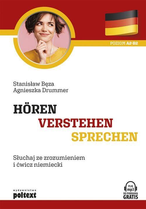 Horen Verstehen Sprechen ZAKŁADKA DO KSIĄŻEK GRATIS DO KAŻDEGO ZAMÓWIENIA
