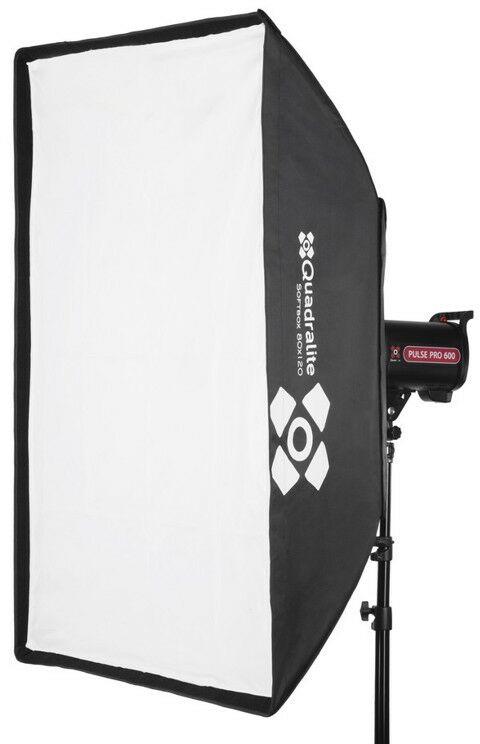 Softbox prostokątny Quadralite 80x120 cm
