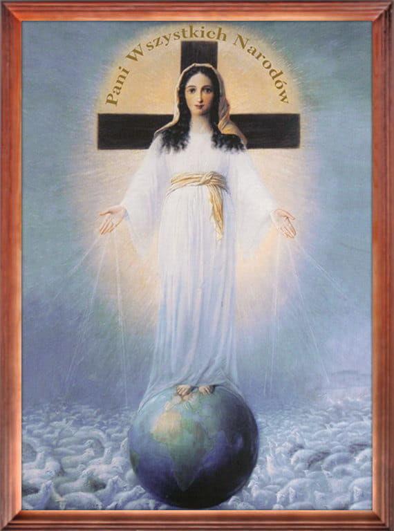 Obraz religijny Pani Wszystkich Narodów