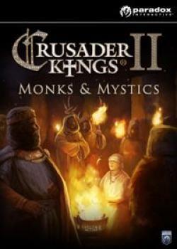 Crusader Kings II: Monks & Mystics - Klucz aktywacyjny Steam