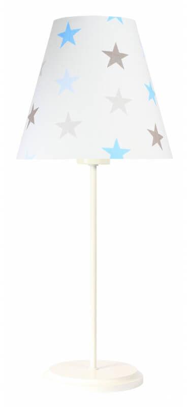 Lampa stołowa Blue Stars