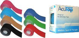 Oryginal Kinesiology Tape AcuTop - 5x5 (acutop-tape)