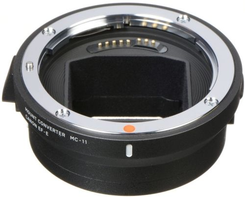 Konwerter Sigma MC-11 (Aparat Sony E / Obiektyw Canon EF / EF-S)