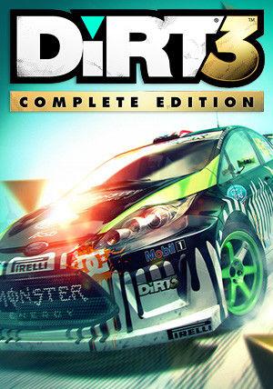 DiRT 3 Complete Edition - Klucz aktywacyjny Steam
